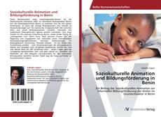 Bookcover of Soziokulturelle Animation und Bildungsförderung in Benin