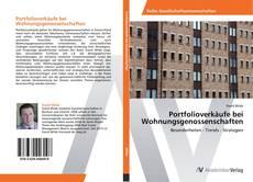Bookcover of Portfolioverkäufe bei Wohnungsgenossenschaften