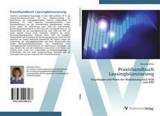 Couverture de Praxishandbuch Leasingbilanzierung