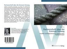 Partnerschaft über die Grenzen hinweg kitap kapağı
