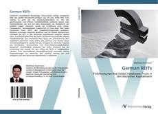 Buchcover von German REITs