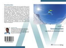 Portada del libro de Snowboarden