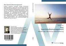 Borítókép a  Das Sportstudiomanagement - hoz
