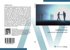 Lobbyismus kitap kapağı