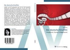 Bookcover of Der deutsche Kinofilm