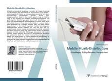 Buchcover von Mobile Musik-Distribution