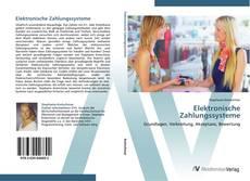 Обложка Elektronische Zahlungssysteme