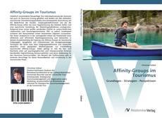 Affinity-Groups im Tourismus kitap kapağı