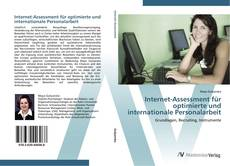 Portada del libro de Internet-Assessment für optimierte und internationale Personalarbeit