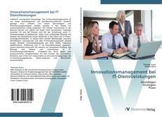 Bookcover of Innovationsmanagement bei IT-Dienstleistungen