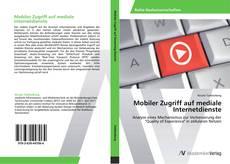 Buchcover von Mobiler Zugriff auf mediale Internetdienste