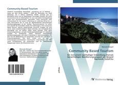 Community Based Tourism kitap kapağı