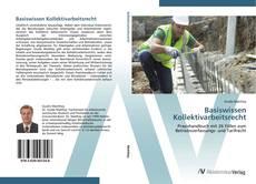 Couverture de Basiswissen Kollektivarbeitsrecht