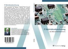 Buchcover von IT-Betriebsabrechnung