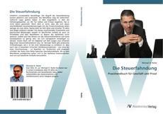 Capa do livro de Die Steuerfahndung