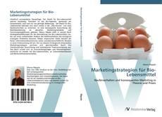 Обложка Marketingstrategien für Bio-Lebensmittel