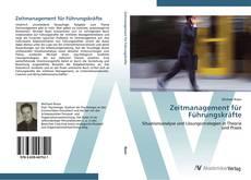 Capa do livro de Zeitmanagement für Führungskräfte