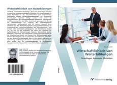Buchcover von Wirtschaftlichkeit von Weiterbildungen