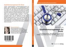 Bookcover of Qualitätsmanagement für Ärzte