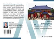Bookcover of Interkulturelle Managementstrategien
