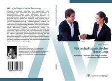 Capa do livro de Wirtschaftsjuristische  Beratung