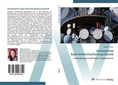 Bookcover of Innovative  Geo-Informationssysteme