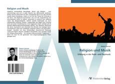 Buchcover von Religion und Musik