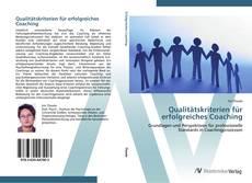 Capa do livro de Qualitätskriterien für erfolgreiches Coaching