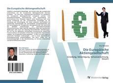 Borítókép a  Die Europäische Aktiengesellschaft - hoz