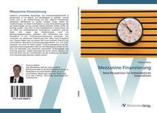Buchcover von Mezzanine Finanzierung