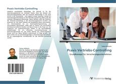 Bookcover of Praxis Vertriebs-Controlling