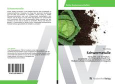 Bookcover of Schwermetalle
