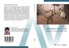 Copertina di Animals in Social Life