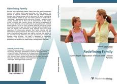 Bookcover of Redefining Family
