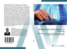 Bookcover of Erfolgsfaktor Due Diligence Prüfung