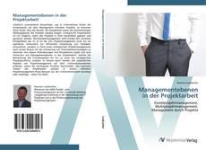 Обложка Managementebenen  in der Projektarbeit