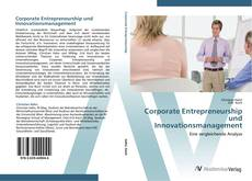 Couverture de Corporate Entrepreneurship und Innovationsmanagement