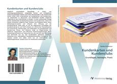 Bookcover of Kundenkarten und Kundenclubs