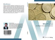 Bookcover of Microfinance