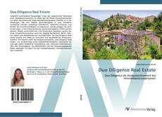 Bookcover of Due Diligence Real Estate