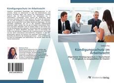 Buchcover von Kündigungsschutz im Arbeitsrecht