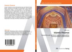 Bookcover of Islamic Finance