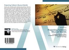 Capa do livro de Projecting Tolkien's  Musical Worlds