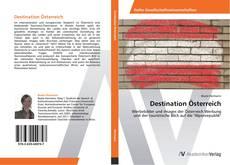 Buchcover von Destination Österreich