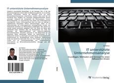 IT unterstützte Unternehmensanalyse kitap kapağı