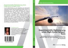 Copertina di Experimentelle Optimierung eines High-Cycle-Fatigue-Tests