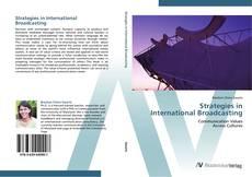 Buchcover von Strategies in  International Broadcasting