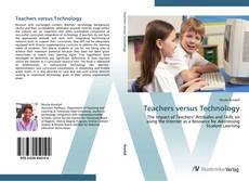 Bookcover of Teachers versus Technology