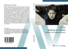Bookcover of Bullying in Schulen