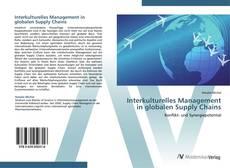 Buchcover von Interkulturelles Management in globalen Supply Chains